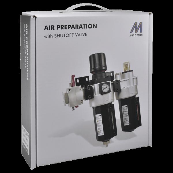 MACP401 air preparation box set