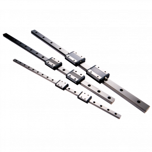 Linear Rail and Roller Guides