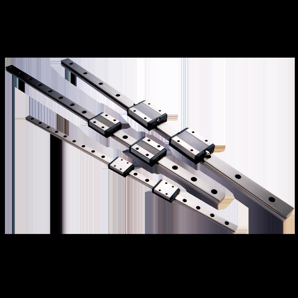 MSC/ MSD Series Minature Type Linear Rail & Guides   Matara UK Ltd