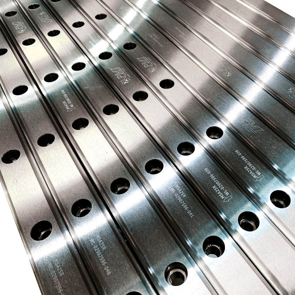 Linear Rail Normal and T Type