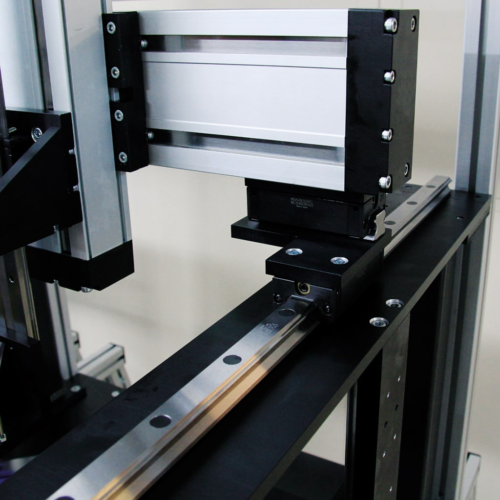 Linear Rail Application- PMI Linear Rail