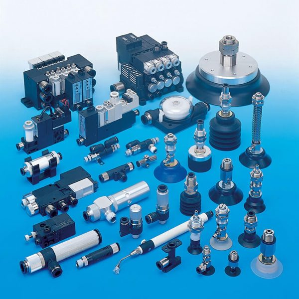 PISCO Vacuum Products